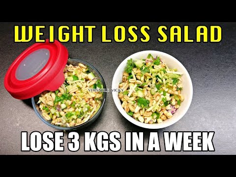 Healthy Salad Recipes For Weight Loss | Easy Salad Recipes | Weight Loss Salad Recipe