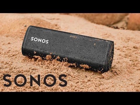 Sonos Roam | En stor nyhed, en lille højttaler