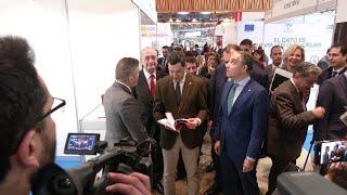 Moreno y de la Torre en el encuentro internacional IMEX-Andalucía