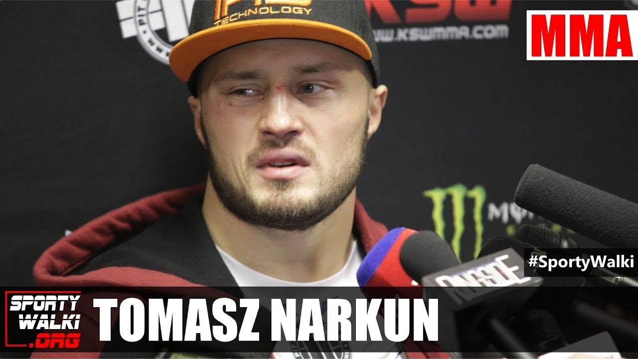 Tomasz Narkun po KSW 42: Udało mi się pokonać Legendę
