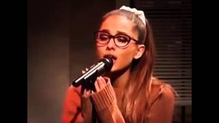 Ariana Grande imita Shakira Whenever-Whenever