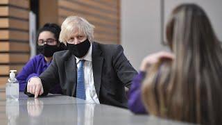 'I had beginnings of a midlife crisis': Boris Johnson reveals the reason he went into politics