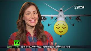 Syria strikes: High tech killing power with 'good intentions'