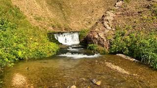 Командорские острова: прогулка к скрытому водопаду
