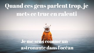 Masked Wolf - astronaut in the ocean (traduction française)