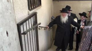 "[HD 720p] Rab Chaim Kanievsky הרב חיים קנייבסקי שליט""א"