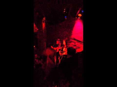 Allison Veltz sings Runaway at Rockwood Music Hall NYC on 2/9/12
