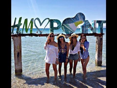 Çeşme Vlog'u / H&M İzmir Açılış Partisi