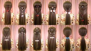 Best Hairstyles for Girls 2018 🌺 Easy Beautiful Hairstyles 🌺 TOP 35 Easy Beautiful Hairstyles