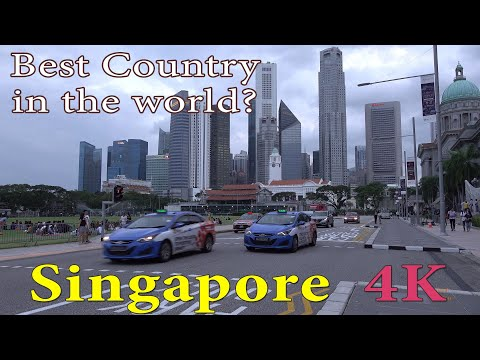 Singapore 4K. Interesting Facts About Singapore