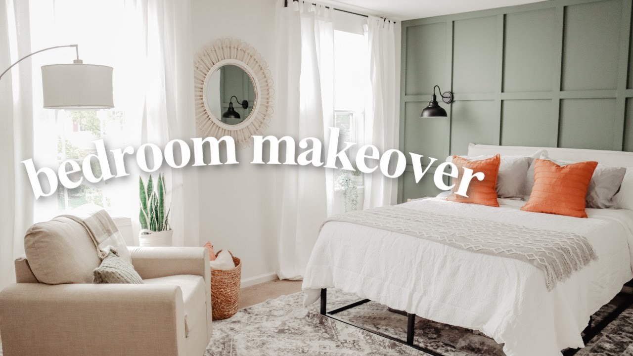 EXTREME BEDROOM MAKEOVER | Full Bedroom Transformation 2020