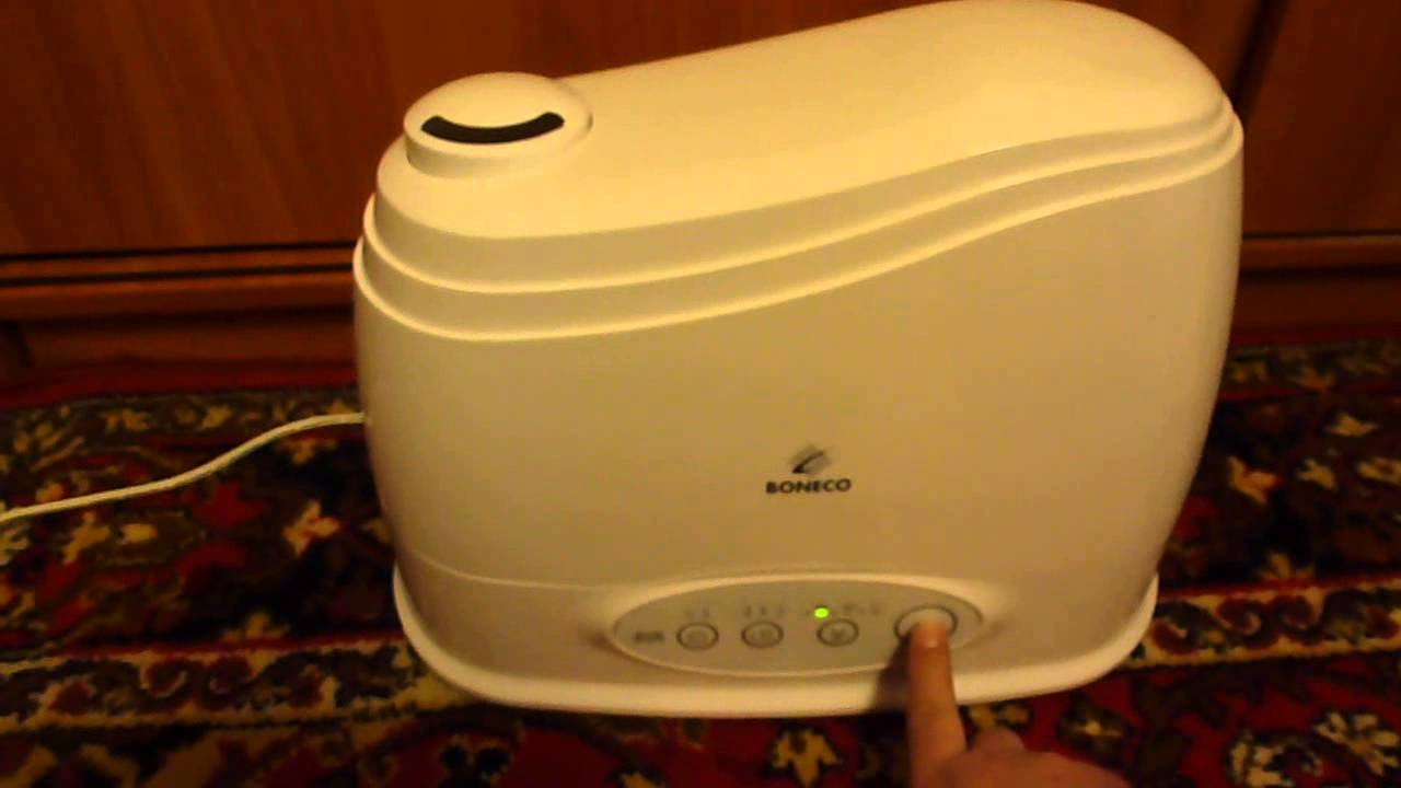 Choosing a Humidifier - Why Did I Choose the Air-O-Swiss 7135 .