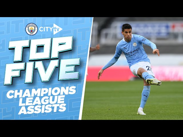 TOP 5 CHAMPIONS LEAGUE ASSISTS!   Best of 2020/21