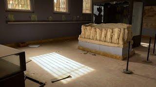 Власти Сирии восстановят известный на весь мир музей в Пальмире