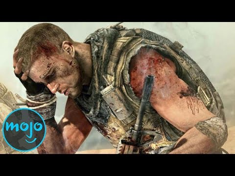 Top 10 Dumbest Decisions by Video Game Characters