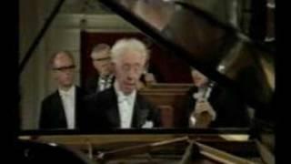 Rubinstein - Brahms, Piano Concerto No.1 - I Maestoso (1/3)