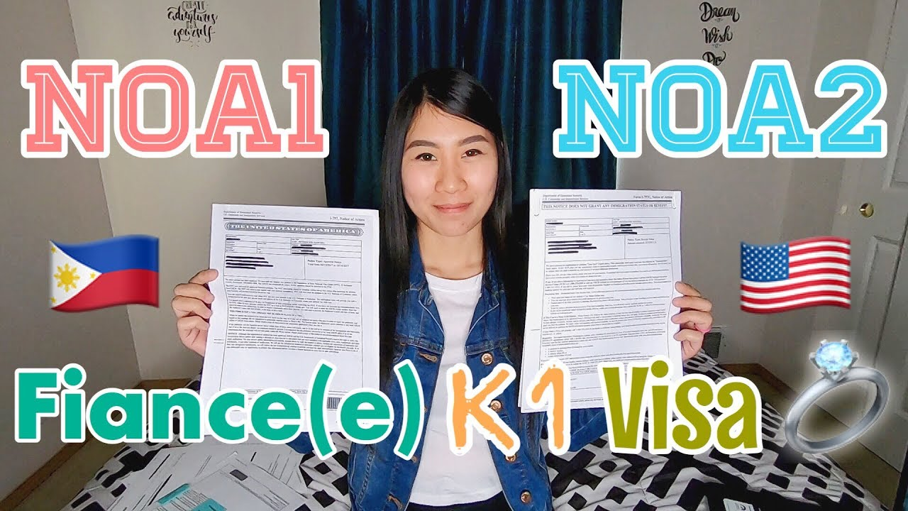K1/FIANCEE VISA: NOA1/NOA2 (TAGLISH) (ENGLISH SUBTITLE) - YouTube