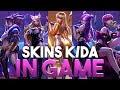 Skins K/DA In Game - Kai'Sa Prestigio, Ahri, Akali y Evelynn | Noticias LOL