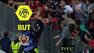 But Alassane PLEA (86') / OGC Nice - AS Monaco (4-0) -  / 2016-17