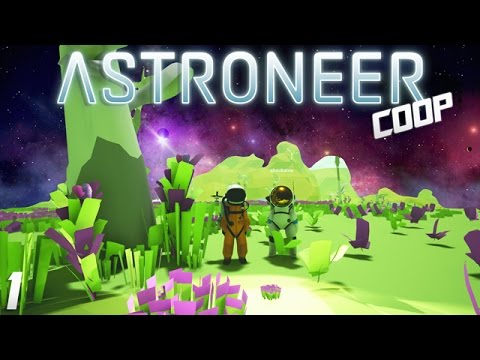 ASTRONEER - COOP - L'ESPACE NOUS APPARTIENT ! [Let's Play + Guide] #1