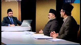 What is the purpose of MTA and what does Ahmadiyyat represent-persented by khalid Qadiani.flv