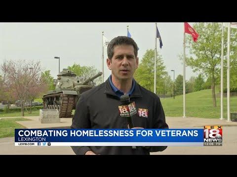Combating Homeless for Veterans