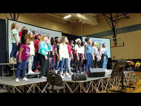 West Bemis Middle School Talent show(5)