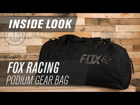 Fox Racing Podium Motocross Gear Bag | Inside Look