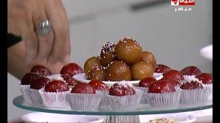 طريقة عمل كور الحلوي بالمربي