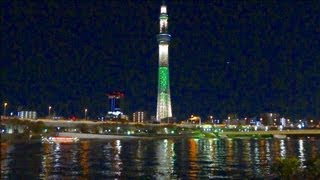 東京スカイツリーライトアップ「クリスマス限定ライティング」2012 11/1...