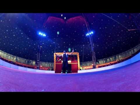 4 Diabolos Session - Nico Pires - Cirque de Noël - Toulouse