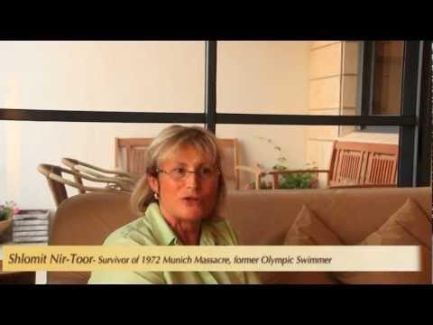 Excerpt from interview with Shlomit Nir-Toor, Israeli survivor of the 1972 Munich Massacre