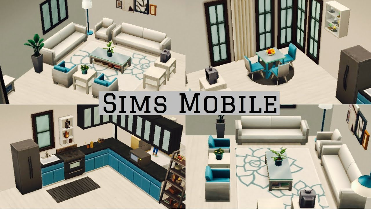 Sims Mobile Living Room Ideas