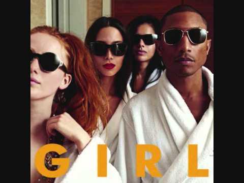 Pharrell Williams - Marilyn Monroe (GIRL)