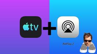 Airplay 2 Arrives on Samsung TV's Apple TV app. LG, Vizio and Sony soon
