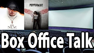 The Nun Scares Away Peppermint - Box Office Talk