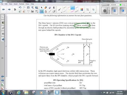 (216) Energy and Accelerating Charges Part 2