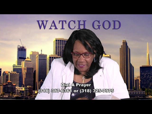 WATCH GOD 11 09