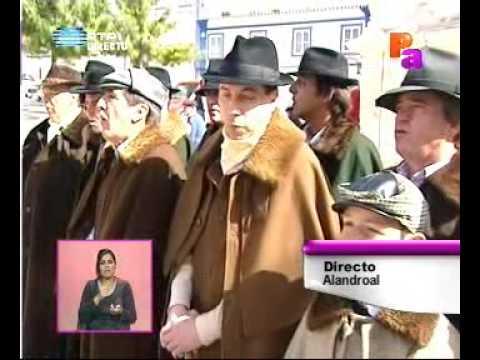 Reportagem - Alandroal-Pt1 - Praça da Alegria