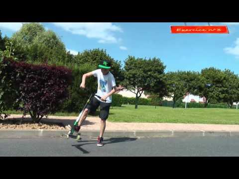 Trottinette Freestyle : Tuto Sur Le Tailwhip!