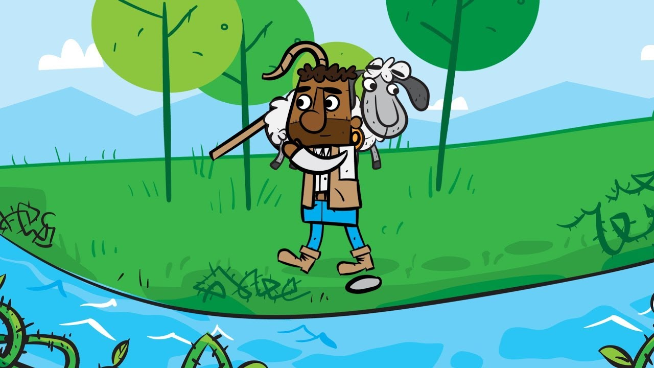 Bible Stories for Toddlers (The Lost Sheep)