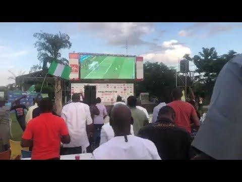 Download Nigeria vs Iceland: Nigerians jubilate as Super Eagles thrash Iceland 2-0