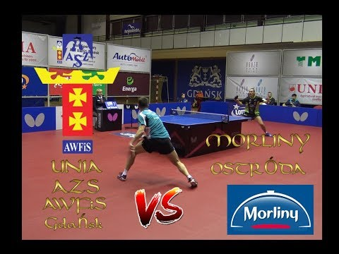 Mikhail Paikov – Zheng Wang ( table tennis Full HD )