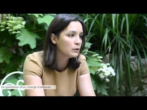 [AFFF] Le quotidien du chargé d'affaire par Samantha Jerusalmy d'Elaia