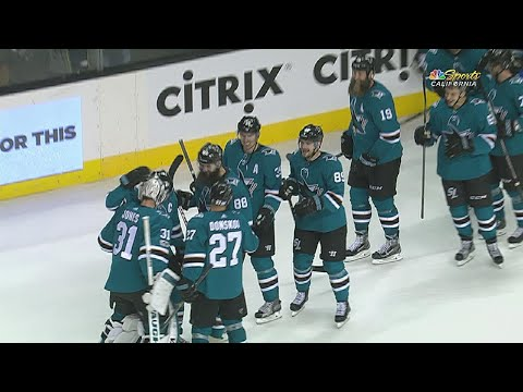 Sharks Beat Ducks In Six-round Shootout