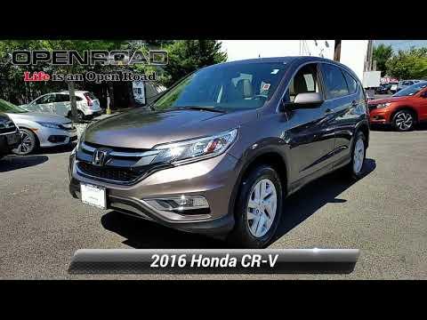 Certified 2016 Honda CR-V EX, Edison, NJ 10914P