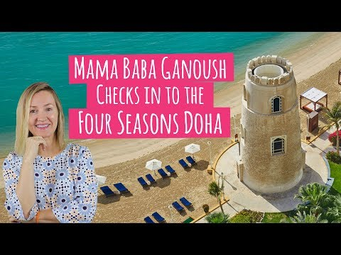 MBG -- A foodie summer stay-cay, the Four Seasons Doha way!