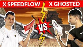 ¿CUÁLES son MEJORES? ADIDAS X SPEEDFLOW vs ADIDAS X GHOSTED