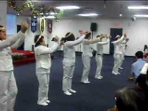 JBH Seniors' Christmas Presentation - Desert Song, Hillsong United