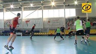Гандбольный клуб СКА готовится к ответному матчу второго раунда Кубка ЕГФ